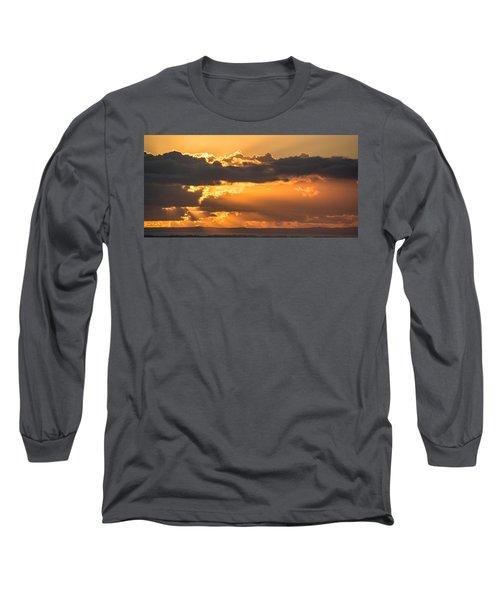 The Trumpet Sound Long Sleeve T-Shirt