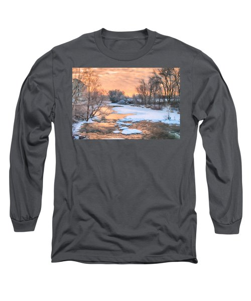 By The Old Mill Long Sleeve T-Shirt