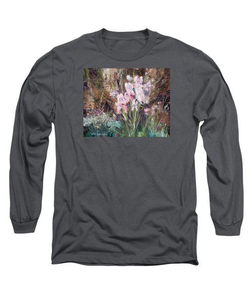 By The Side Of The Road Long Sleeve T-Shirt by Lee Beuther