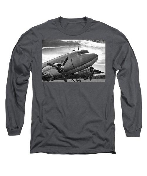 C-47 Skytrain Long Sleeve T-Shirt