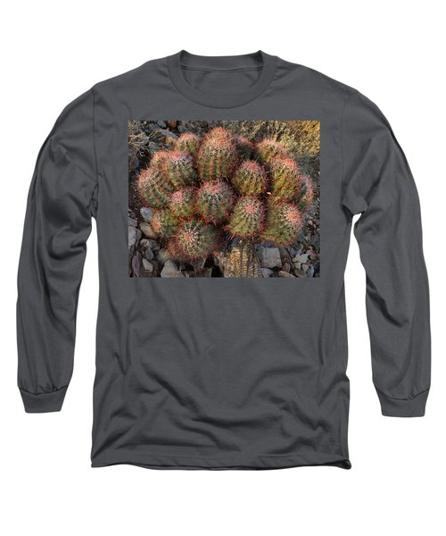 Cactus Burst Long Sleeve T-Shirt