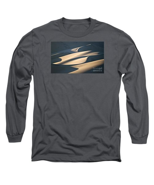 Cake Frosting Long Sleeve T-Shirt by Michael Cinnamond