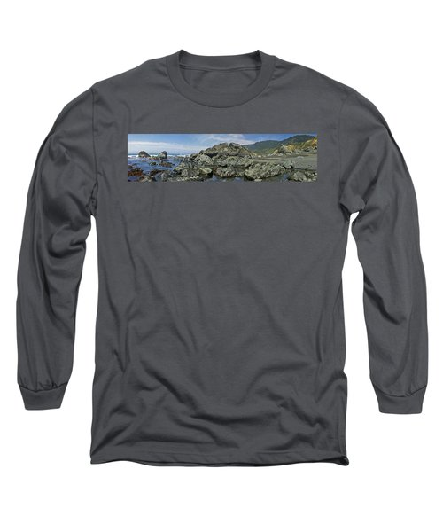 California Beach 2 Long Sleeve T-Shirt