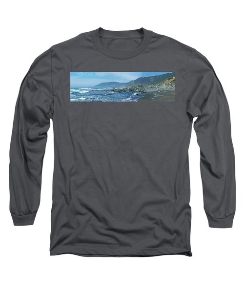 California Beaches 3 Long Sleeve T-Shirt