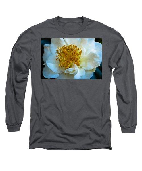 Camellia Long Sleeve T-Shirt
