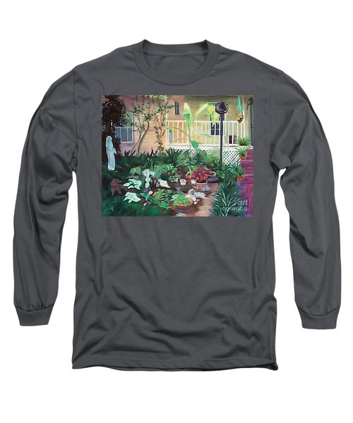 Cameron's Paradise Lost Long Sleeve T-Shirt