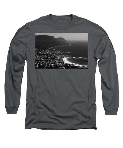Camps Bay Cape Town Long Sleeve T-Shirt