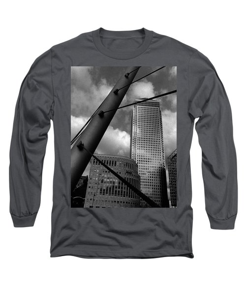 Canary Wharf London Long Sleeve T-Shirt