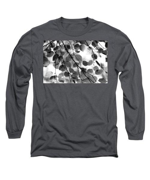 Canopy Long Sleeve T-Shirt by Aaron Aldrich