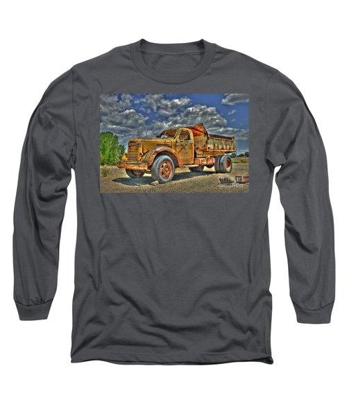 Canyon Concrete Long Sleeve T-Shirt