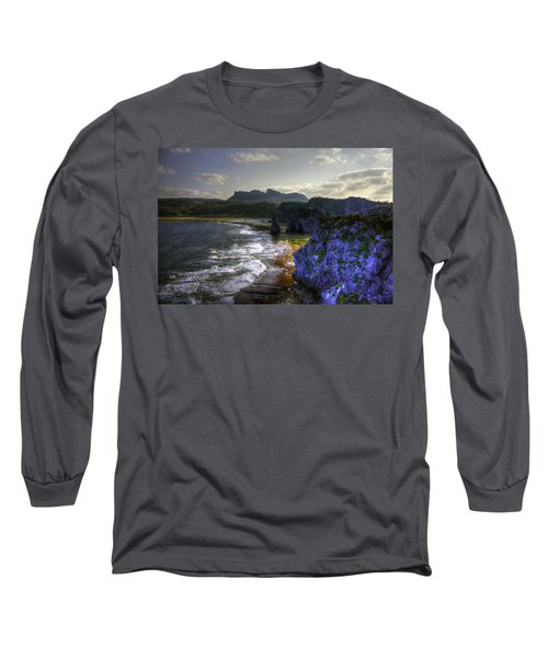 Cape Hedo Hdr Long Sleeve T-Shirt