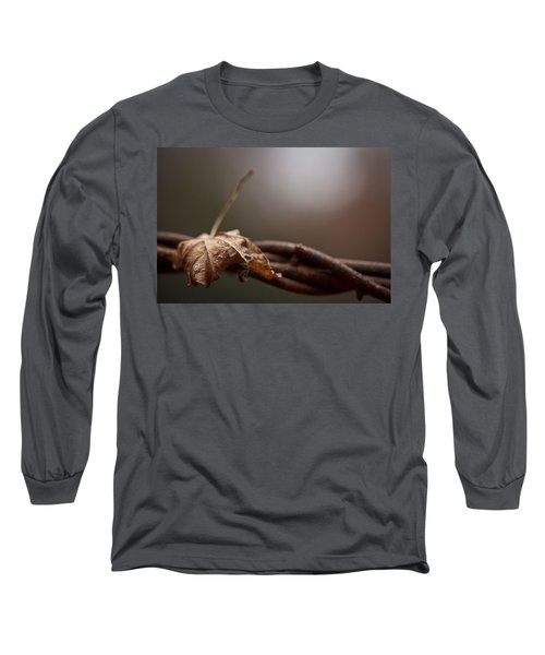 Captured Long Sleeve T-Shirt by Shane Holsclaw