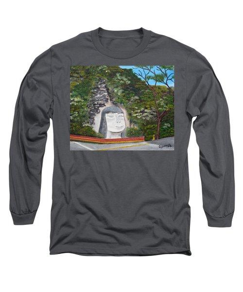 Cara De Indio En Isabela Long Sleeve T-Shirt