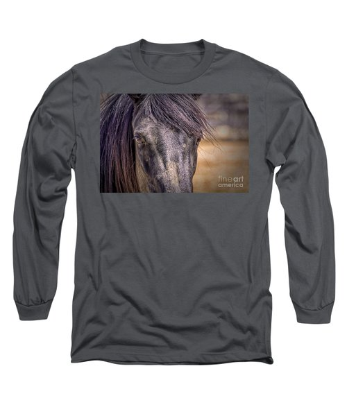Care For Me Long Sleeve T-Shirt