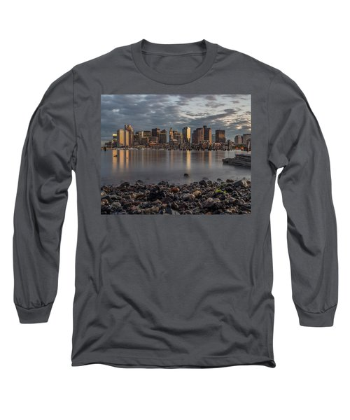Carleton's Wharf Long Sleeve T-Shirt