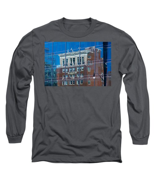 Carpenters Building Long Sleeve T-Shirt