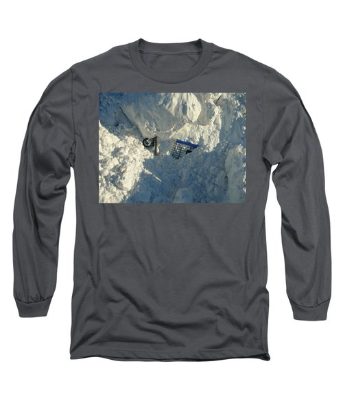Cart Art No. 22 Long Sleeve T-Shirt