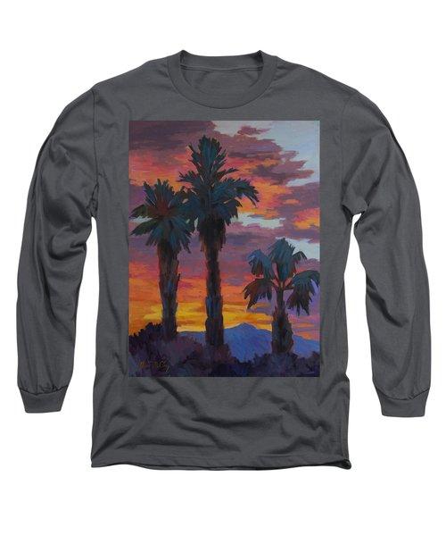 Casa Tecate Sunrise 2 Long Sleeve T-Shirt