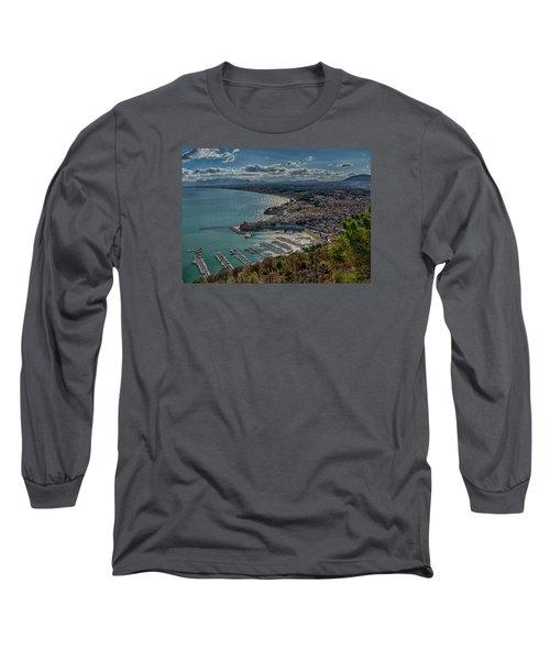 Castellammare Del Golfo Long Sleeve T-Shirt