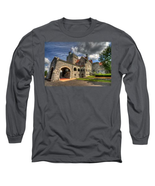 Castle Administration Building Long Sleeve T-Shirt