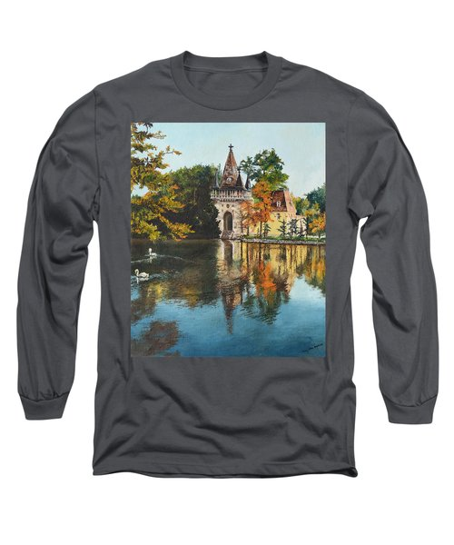 Castle On The Water Long Sleeve T-Shirt