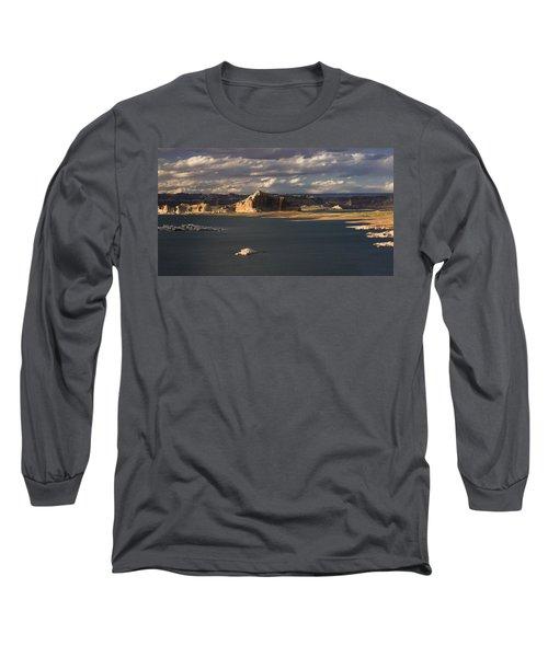 Castle Rock Sunset Long Sleeve T-Shirt