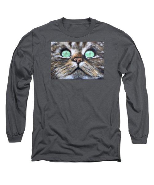 Cat Eyes Long Sleeve T-Shirt