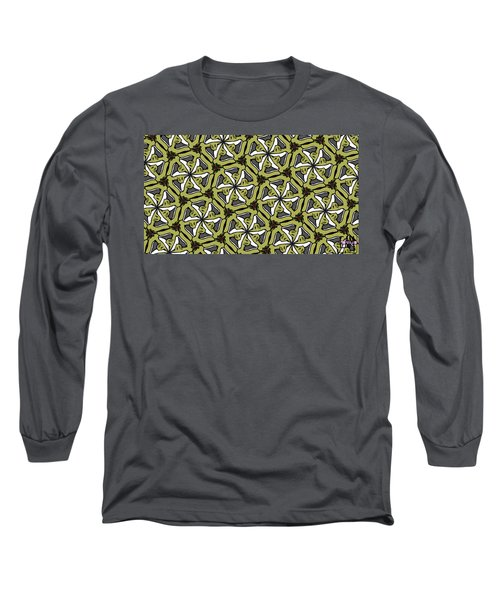 Long Sleeve T-Shirt featuring the photograph Cat /shoe /rose #2 by Elizabeth McTaggart