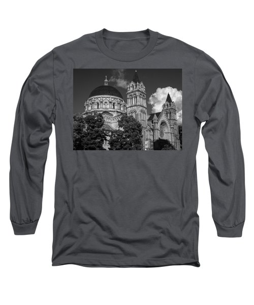 Cathedral Basilica Of St. Louis Long Sleeve T-Shirt