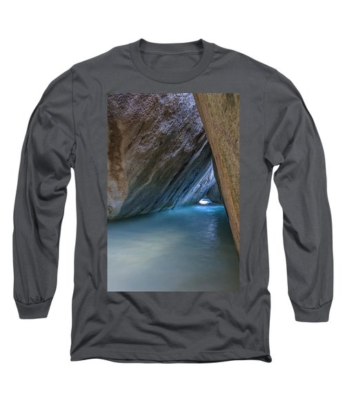 Cave At The Baths Long Sleeve T-Shirt