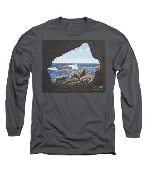 Cave View Long Sleeve T-Shirt