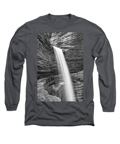 Cavern Cascade Watkins Glen Long Sleeve T-Shirt