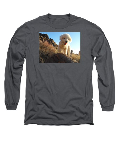Ceaser Long Sleeve T-Shirt