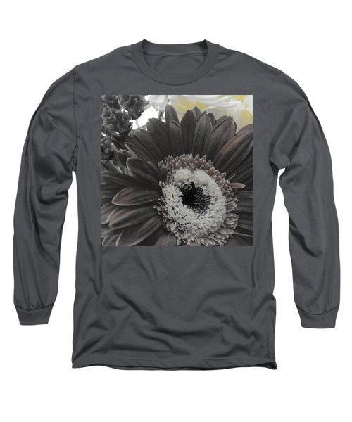 Centerpiece Long Sleeve T-Shirt by Photographic Arts And Design Studio