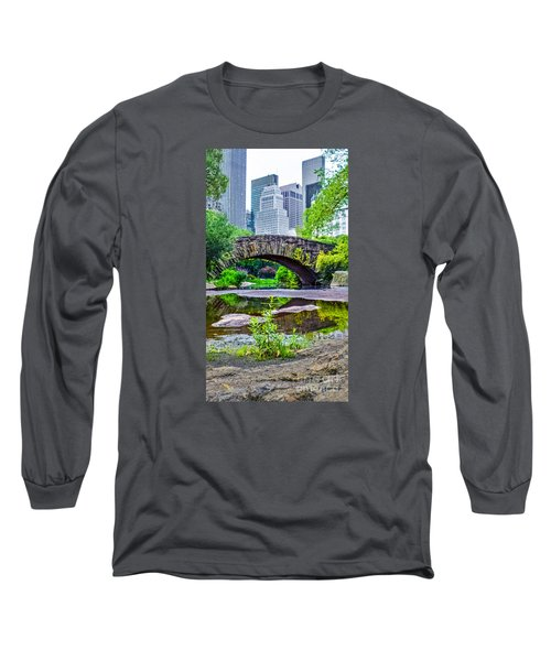 Central Park Nature Oasis Long Sleeve T-Shirt