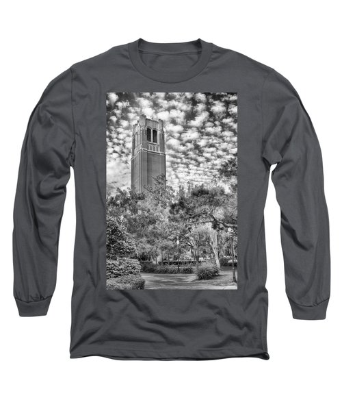 Century Tower Long Sleeve T-Shirt by Howard Salmon