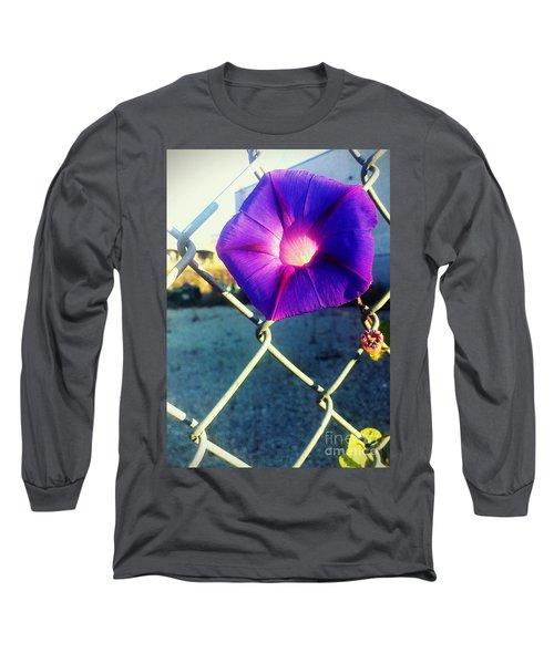 Long Sleeve T-Shirt featuring the photograph Chained Splendor by James Aiken