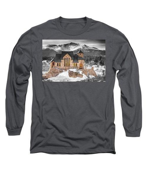 Chapel On The Rock Bwsc Long Sleeve T-Shirt