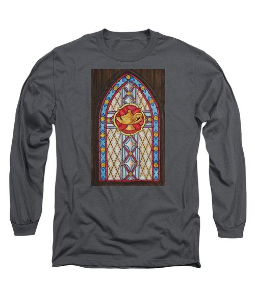 Chapel Window Long Sleeve T-Shirt
