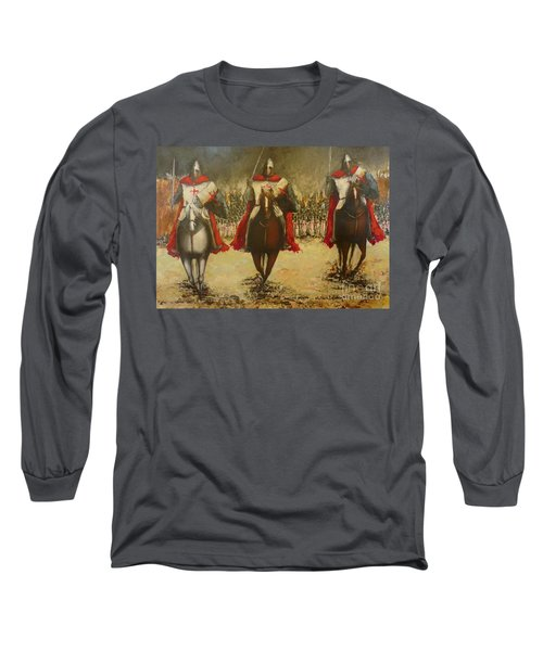 Charge To Battle Long Sleeve T-Shirt