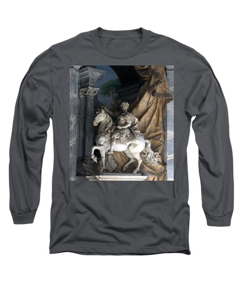 Charlemagne  Long Sleeve T-Shirt