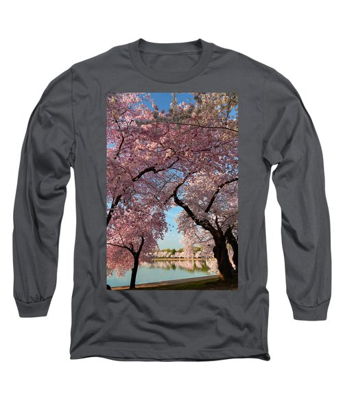 Cherry Blossoms 2013 - 024 Long Sleeve T-Shirt