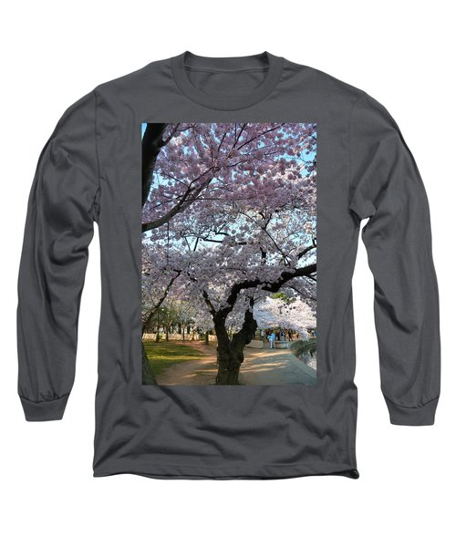 Cherry Blossoms 2013 - 044 Long Sleeve T-Shirt