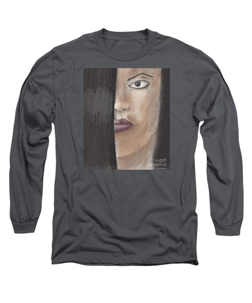 Cherry Long Sleeve T-Shirt by David Jackson