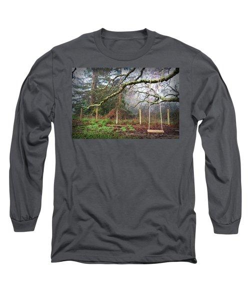 Childhood Swing Long Sleeve T-Shirt