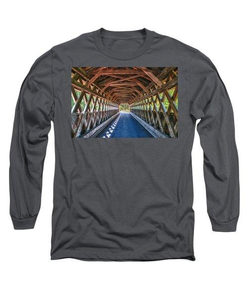 Chiselville Bridge Long Sleeve T-Shirt
