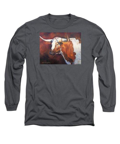 Chisholm Longhorn Long Sleeve T-Shirt