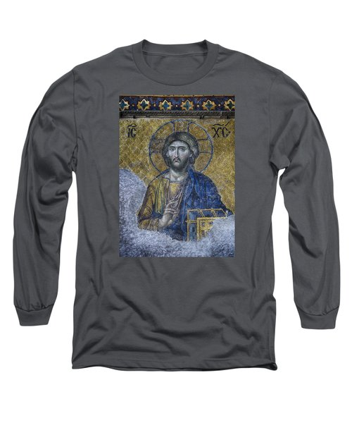 Christ Pantocrator IIi Long Sleeve T-Shirt