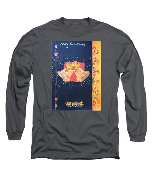 Christmas Bells Long Sleeve T-Shirt