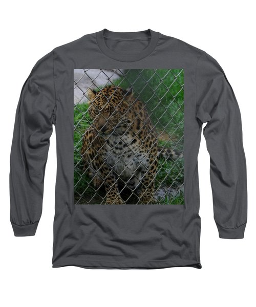 Christmas Leopard II Long Sleeve T-Shirt